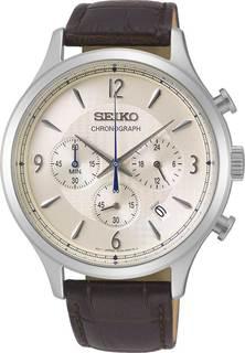 Японские мужские часы в коллекции CS Sport Мужские часы Seiko SSB341P1