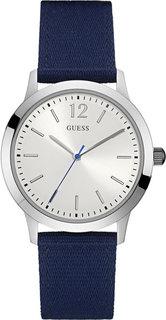 Мужские часы в коллекции Dress Steel Мужские часы Guess W0976G2