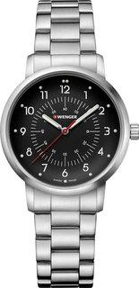 Швейцарские женские часы в коллекции Avenue Женские часы Wenger 01.1621.114