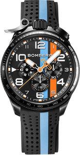 Швейцарские мужские часы в коллекции BOLT-68 Мужские часы Bomberg BS45CHPBA.059-6.10