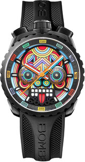 Швейцарские мужские часы в коллекции BOLT-68 Мужские часы Bomberg BS45CHPBA.MAYA-1.3
