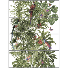 Панно Maritima Ceramics Maritima Robinson A 4 Pz 120x90 см