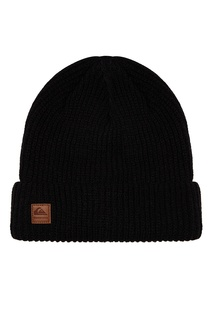Черная шапка Routine Quiksilver