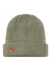 Серо-зеленая шапка Routine Quiksilver