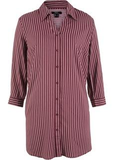 Блузки с длинным рукавом Блузка с рукавом 3/4, длинный покрой Bonprix