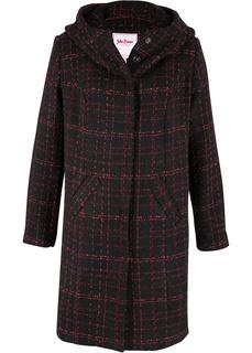 Куртки Куртка удлинённая из ткани букле Bonprix