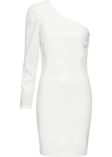 Короткие платья Платье на одно плечо Bonprix
