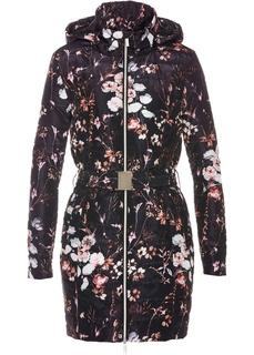 Все куртки Парка с цветочным принтом Bonprix
