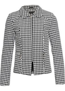 Пиджаки Жакет с узором гусиная лапка Bonprix