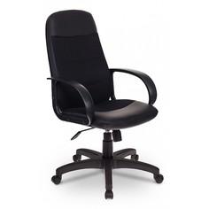 Кресло для руководителя CH-808AXSN/LBL+TW-11 Бюрократ