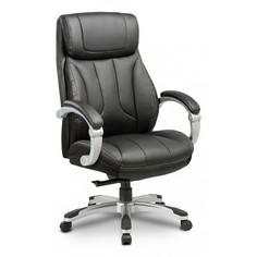 Кресло для руководителя T-9921/BLACK Бюрократ