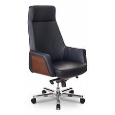 Кресло для руководителя Antonio/BLACK Бюрократ