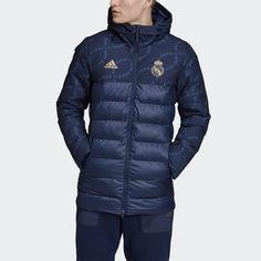 Утепленная куртка Реал Мадрид Seasonal Special adidas Performance