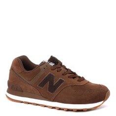 Кроссовки NEW BALANCE ML574 коричневый