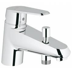 Смеситель для ванны GROHE Eurodisc Cosmopolitan (на бортик ванны), хром (33192002)