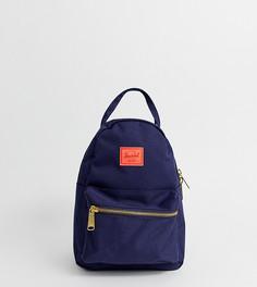 Темно-синий маленький рюкзак Herschel Nova
