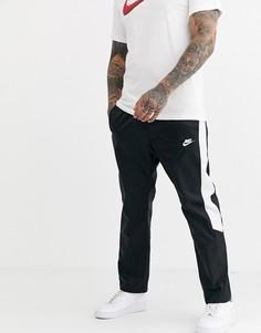 Черные спортивные брюки Nike