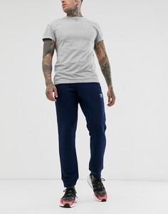 Темно-синие джоггеры с логотипом adidas Originals