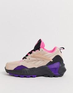 Розовые кроссовки Reebok Aztrek Double