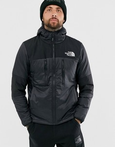 Легкая синтетическая черная куртка с капюшоном The North Face Himalayan