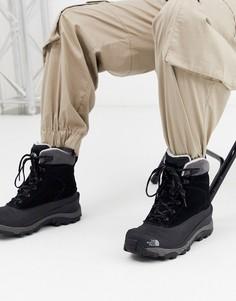 Черные ботинки The North Face - Chilkat
