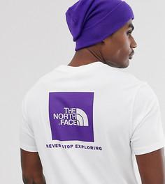 Белая футболка The North Face Red Box эксклюзивно для ASOS
