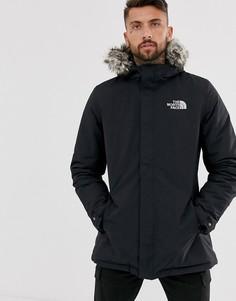 Черная куртка The North Face Zaneck