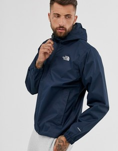 Темно-синяя куртка с капюшоном The North Face Quest