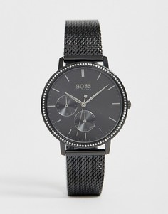 Часы с сетчатым браслетом BOSS 1502521 Infinity