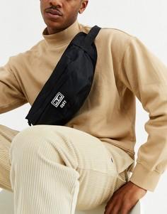 Черная сумка Obey