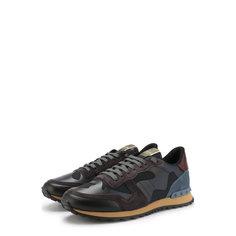 Кроссовки Valentino Комбинированные кроссовки Valentino Garavani Rockrunner Valentino