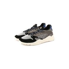 Кроссовки Moncler Комбинированные кроссовки Anakin Moncler
