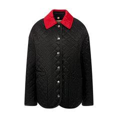 Куртки Burberry Стеганая куртка Burberry