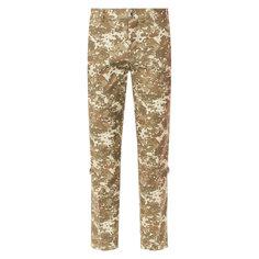 Брюки Burberry Хлопковые брюки Burberry