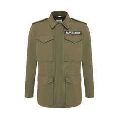 Куртки Burberry Хлопковая куртка Burberry