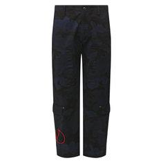 Брюки Valentino Хлопковые брюки Valentino