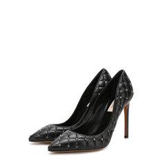 Туфли Valentino Кожаные туфли Valentino Garavani Rockstud Spike Valentino