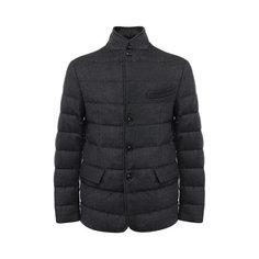 Куртки Moncler Пуховая куртка Rodin на пуговицах Moncler