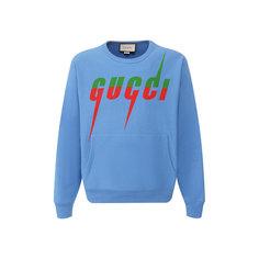 Свитеры Gucci Хлопковый свитшот Gucci