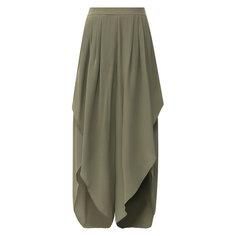 Брюки Chloé Шелковые брюки Chloé