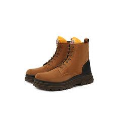 Ботинки Moncler Замшевые ботинки Ulysse Moncler