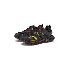 Кроссовки Balenciaga Текстильные кроссовки Track Balenciaga