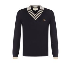 Свитеры Gucci Шерстяной пуловер Gucci
