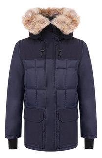 Пуховая куртка Callaghan Canada Goose
