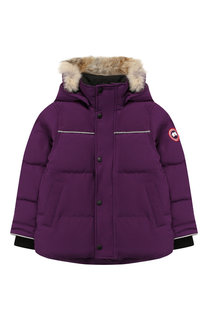 Пуховая куртка Snowy Owl Canada Goose