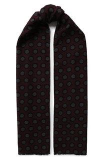 Шелковый шарф Lanvin