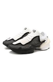 Текстильные кроссовки Ren Y-3