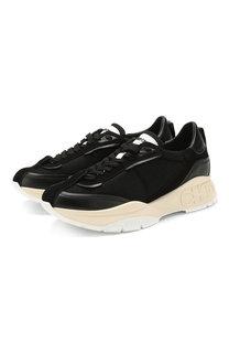 Комбинированные кроссовки Raine Jimmy Choo