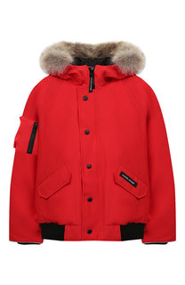 Пуховая куртка Rundle Canada Goose