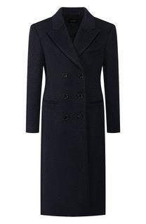 Пальто из смеси шерсти и кашемира Isabel Marant